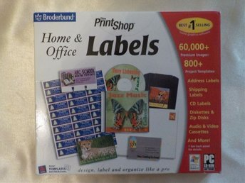 HOME & OFFICE LABELS