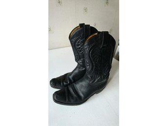 Cowboy boots Äkta läder boots Rock n roll - örbyhus - Cowboy boots Äkta läder boots Rock n roll - örbyhus