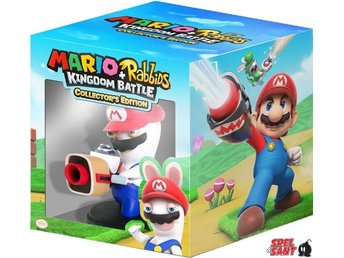 Mario + Rabbids Kingdom Battle Collectors Edition