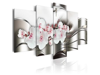 Tavla - The beauty of orchids 100x50