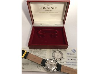 Longines automatic flagship fint skick