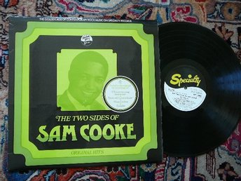 SAM COOKE - THE TWO SIDES OF SAM COOKE      LP