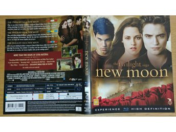 The Twilight Saga: New Moon (Kristen Stewart) 2009 - Blu-Ray