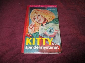 Carolyn Keene - Kitty och spindelmysteriet