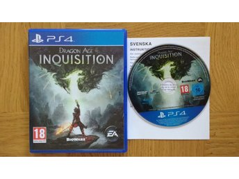 PlayStation 4/PS4: Dragon Age Inquisition