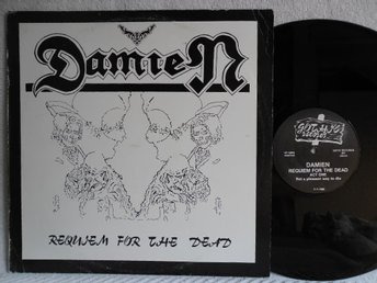 DAMIEN - REQUIEM FOR THE DEAD - GOTHIC 001