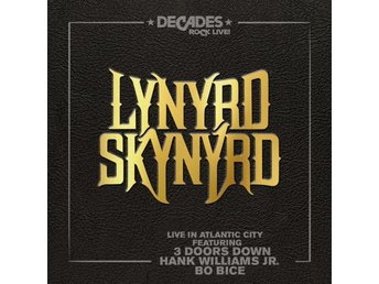 Lynyrd Skynyrd: Live in Atlantic City -06 (Digi) (Blu-ray + CD)