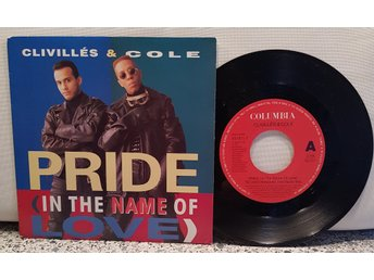 Clivillés & Cole - Pride in the name of love (singel)
