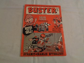 Buster nr 14 1967