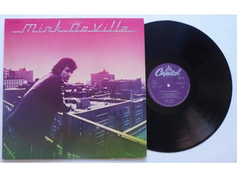 ** Mink de Ville - Return to Magenta **