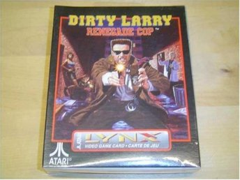 DIRTY LARRY ATARI LYNX *NYTT*