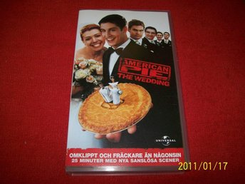 AMERICAN PIE THE WEDDING - VHS