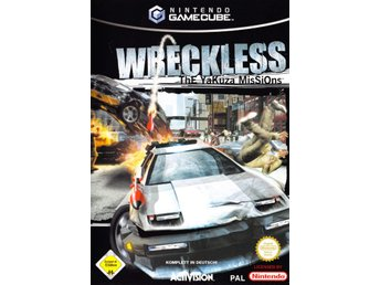 Wreckless: The Yakuza Missions - Gamecube