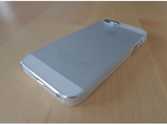 Nytt ultra slim transparent skal till iPhone 5