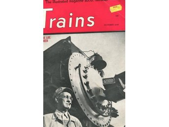 Trains The Illustrated magazine about railroads 1948 US