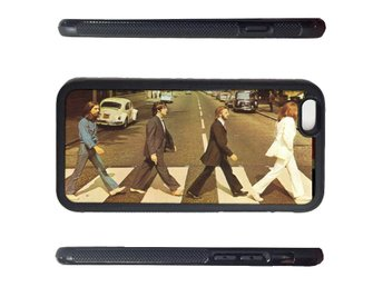 Iphone 6 skal med  Beatles Abbey Road  bild tryck