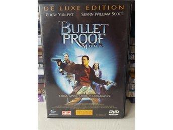 Bullet Proof Monk - DVD - Våmhus - Bullet Proof Monk - DVD - Våmhus