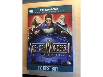 Age of wonders 2 II - The wizard´s throne PC