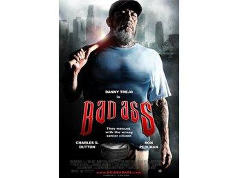 Bad Ass Action av Craig Moss med Danny Trejo och Charles S. Dutton - Höganäs - Bad Ass Action av Craig Moss med Danny Trejo och Charles S. Dutton - Höganäs