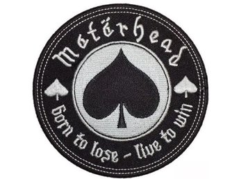 Patch / Tygmärke MOTÖRHEAD ACE OF SPADES