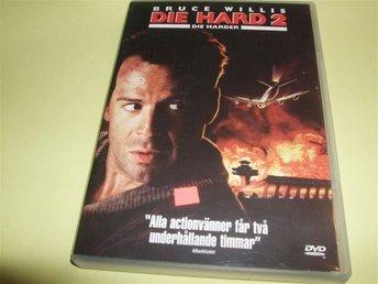 Die Hard 2 - Die Harder - DVD - FRAKTFRITT - Odensbacken - Die Hard 2 - Die Harder - DVD - FRAKTFRITT - Odensbacken