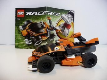 **LEGO RACERS BAD #7971 **