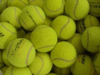 25 stycken begagnade tennisbollar, bra skick. - Svärdsjö - 25 stycken begagnade tennisbollar, bra skick. - Svärdsjö