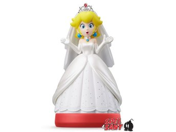 Nintendo amiibo Super Mario Collection (Wedding Peach)