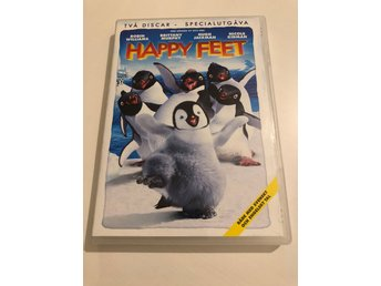 Happy Feet - Svenskt tal