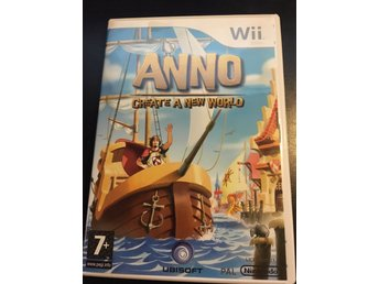 Anno - Create A New World till Wii