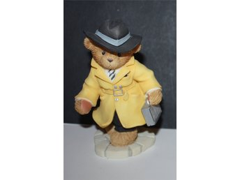CHERISHED TEDDIES  # T. JAMES BEAR   #   Medlemsnalle
