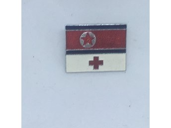 Nordkorea Nord Korea  Red Cross Röda Korset