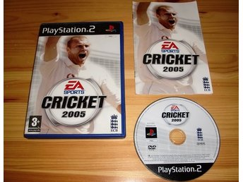 PS2: Cricket 2005
