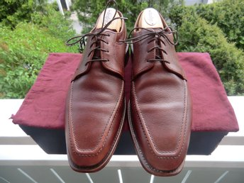 "Allen Edmonds ""Jackson"" US 9,5 D derbyskor"