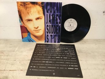 Colin James - Sudden Stop US Orig-90