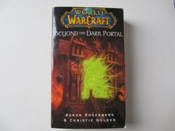 "World of Warcraft Beyond the Sark Portal  ""engelsk text"""