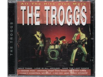 The Troggs - All the Hits Plus More 1999 CD