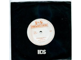 "Trevor Walters -Stuck on you/Penny lover 7"" UK press 1983"