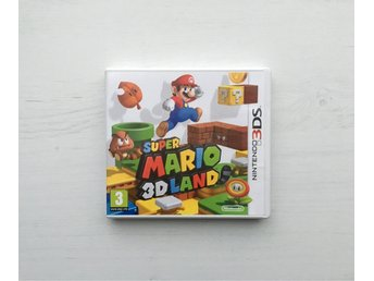 Super Mario 3D Land Nintendo 3DS Spel