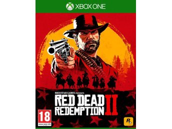 Red Dead Redemption 2 [KOMPLETT & NYSKICK] [XBOX ONE]