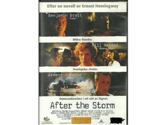 After the Storm VHS