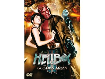 Hellboy II - The Golden Army (2008)