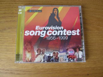 Eurovision Song Contest 1956 - 1999  2 CD