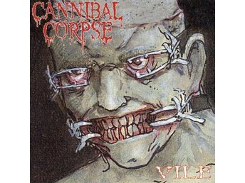 CANNIBAL CORPSE-Vile-CD First Press 1996-US Death Metal-Near Mint!