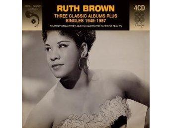 Brown Ruth: 3 Classic Albums (4CD) - Nossebro - Brown Ruth: 3 Classic Albums (4CD) - Nossebro