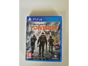 The DIVISION PS4 spel