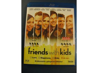 FRIENDS WITH KIDS - 2012  - BLU-RAY