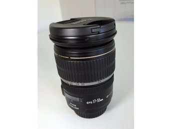Canon EF-S 17-55 2,8  IS - mkt fint skick