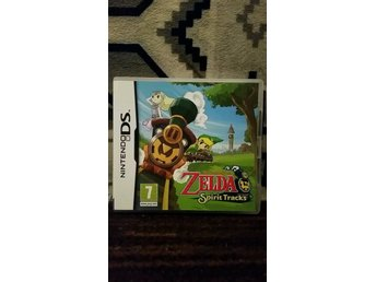 Spirit Tracks - Nintendo DS - Legend of Zelda