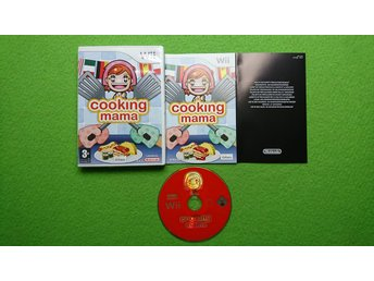 Cooking Mama Nintendo Wii